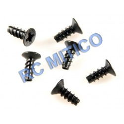 09135 - Flat Head Screw 3x5 mm - 8 Uds.