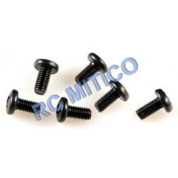 09148 - Cap Head  Screws M3x5 mm - 6 Uds.
