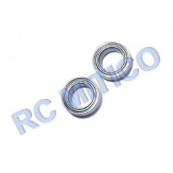 BB-002-005 - Ball Bearing 5x8x2.5 - Rodamientos