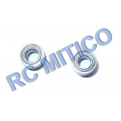 BB-002-009 - Ball Bearing 3x6x2.5 - Rodamientos