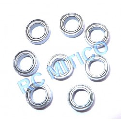 BB-008-008 - Ball Bearing 6x10x3 - Rodamientos