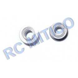 BF-002-010 - Ball Bearing Flange 3x6x2.5 - Rod.