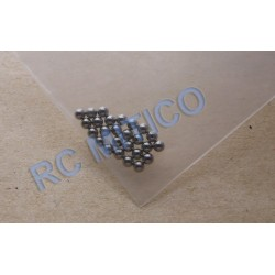 BS-025-003 - Ball Steel 1.4 mm - 26 Unidades