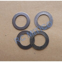 BW-004-002 - Diff. Washer Steel 14x9x0.5 - 4 Uds.
