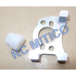 MA-001-004 - Bancada Motor de Aluminio