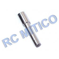 MS-001-010 - Alu Solid Layshaft Pivot Pin 3+4x18