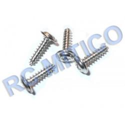 MS-001-019 - Tornillos con arandela 5M 2.5x10
