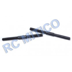 MS-002-004 - Adj. Turnbuckle L/R 2x25mm - 2 uds.