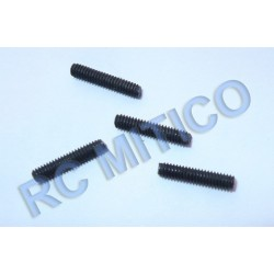 MS-004-005 - Adj. Turnbuckle L/R 2x16mm - 4 uds.