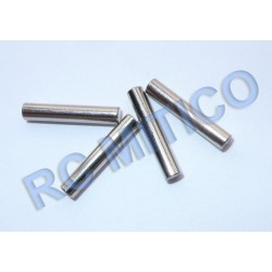 MS-004-009 - F/R Arm Pivot Pin 2.5x14 - 4 Uds.