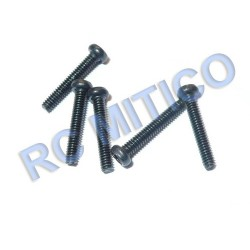 MS-005-014 - Tornillos 2x12mm - 5 Uds.