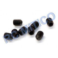 MS-007-016 - Thread Screw M3x3 - Tornillos - 8 Ud.