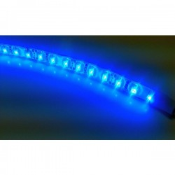 Tira LED SMD3528 1M 12v IP65 - Color AZUL