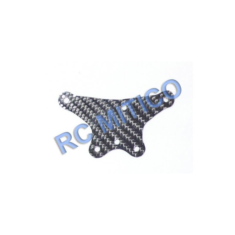 81008CA - Placa soporte de direccion