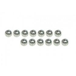 3RB-B30 - Bolas de acero M3 x12 uds.