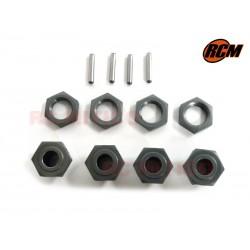 EPC032 - Pasadores, hexagonos y tuercas 17 mm