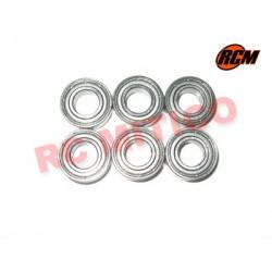 EPC092 - Rodamientos 8x16x5 - 10 uds.