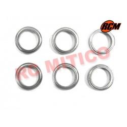 EPC093 - Rodamientos 15x21x4 - 10 uds.