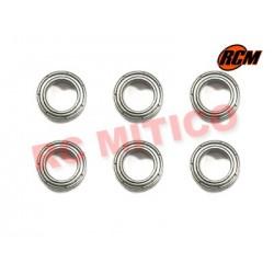 EPC094 - Rodamientos 6x10x3 - 6 uds.