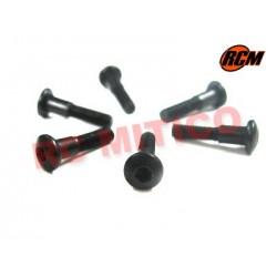 EPC082 - Tornillo cabeza boton 3x13.5 mm - 6 uds.