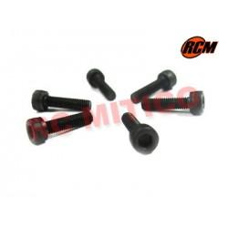 EPC083 - Tornillo cabeza cap 3x12 mm - 6 uds.