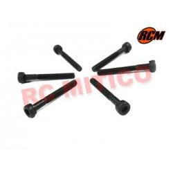 EPC085 - Tornillo cabeza cap 3x24 mm - 6 uds.