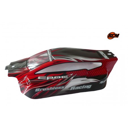 EPC109R - Prepainted Body Red
