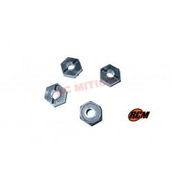 7188 - Hexagonos 12mm para llanta x4 uds.