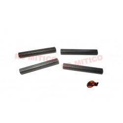7199 - Soportes de aluminio de subchasis