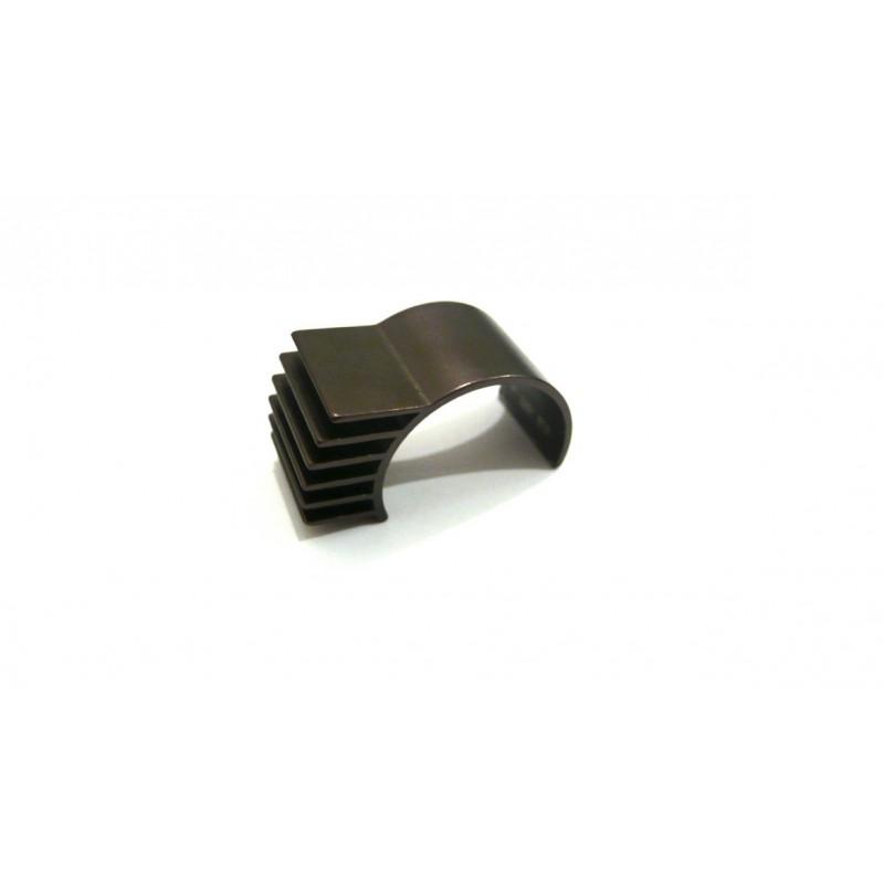 6463 - Disipador de aluminio para motor 25 mm