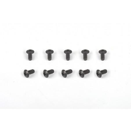 6071 - Tornillos M2.6x6 mm x10 uds.