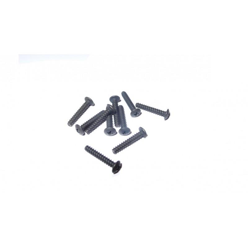 6079 - Tornillos 2.6x14 mm x10 uds.