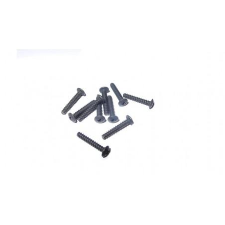 6079 - Screw 2.6x14 mm x10 pcs