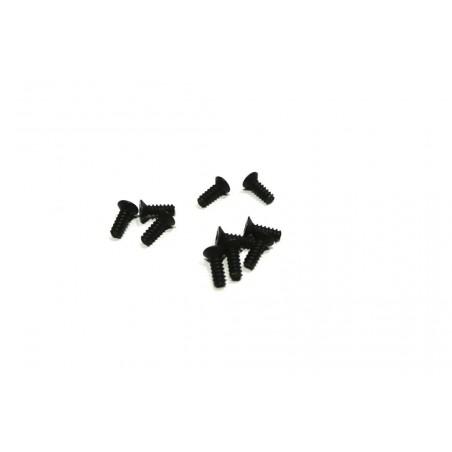 6080 - Screw 2x6 mm x10 pcs