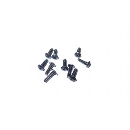 6244 - Tornillos 3x10 mm x10 uds.