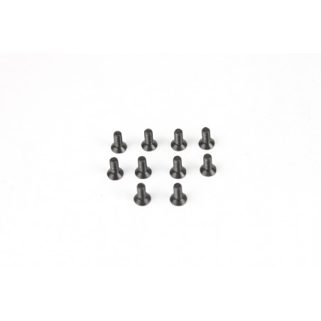 6246 - Screw 3x8 mm x10 pcs