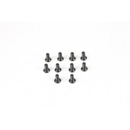 6246 - Tornillos 3x8 mm x10 uds.