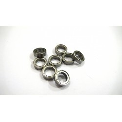 6527 - Rodamientos 12x8x3.5 mm x8 uds.