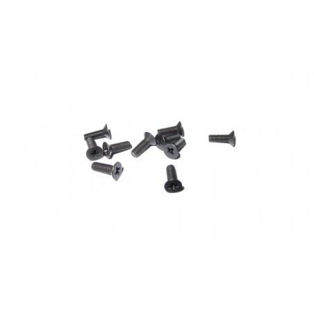 6585 - Tornillos M2.6x8 mm x10 uds.