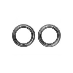BRG008 - Ball Bearing 12x18x4 mm - 2 pcs