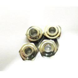 OT19 - Hexagonos de llanta 4.5 mm Kyosho Pure Ten