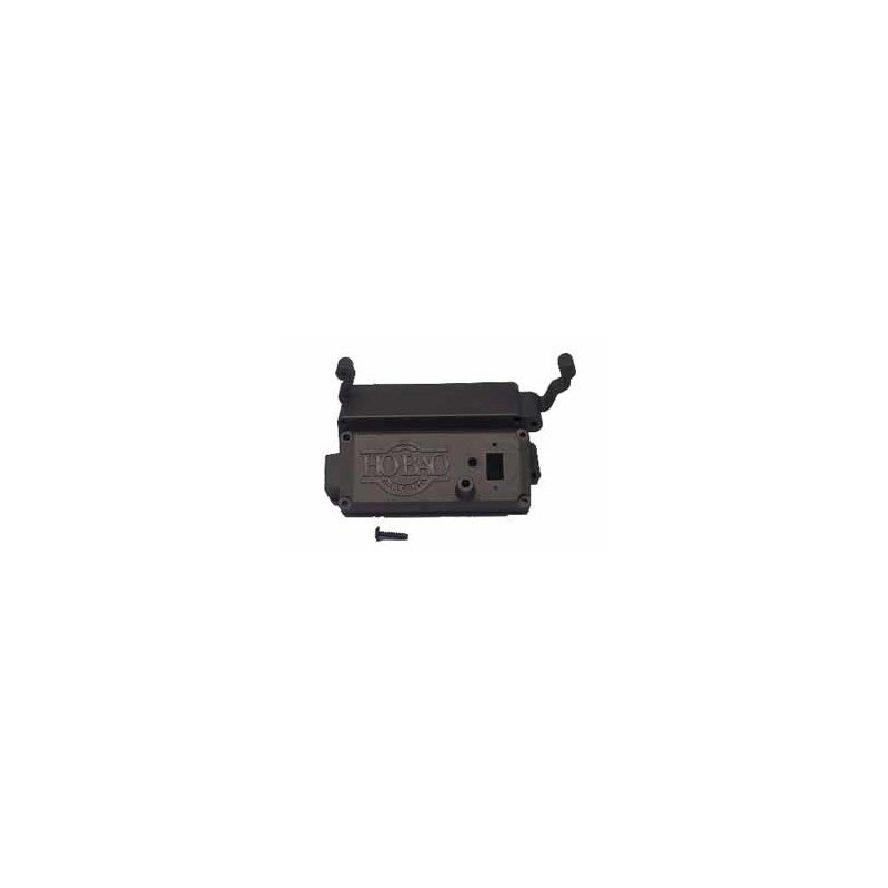 87084B - Caja de receptor negra para Hyper 7