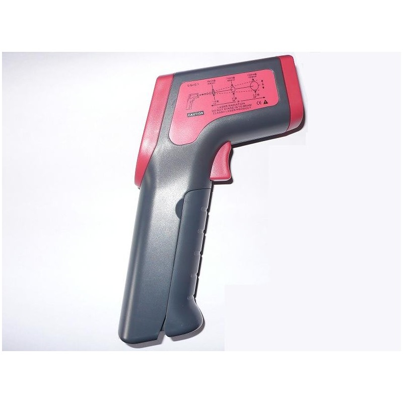 OFERTA: Termometro infrarrojo hasta 380ºC