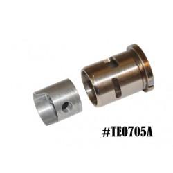 TE0705A - Camisa y Piston para 7 cxp - 1/16