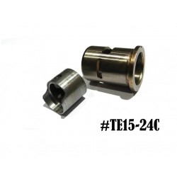 TE15-24C - Camisa y Piston para motor 15 cxp