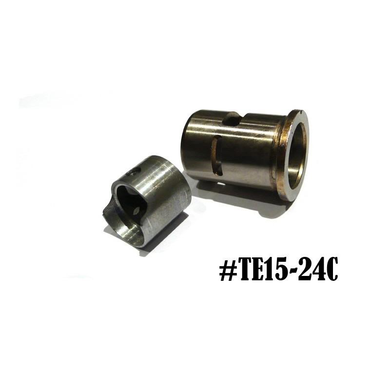 TE15-24C - Camisa y Piston para motor 15 cxp - Swordfish