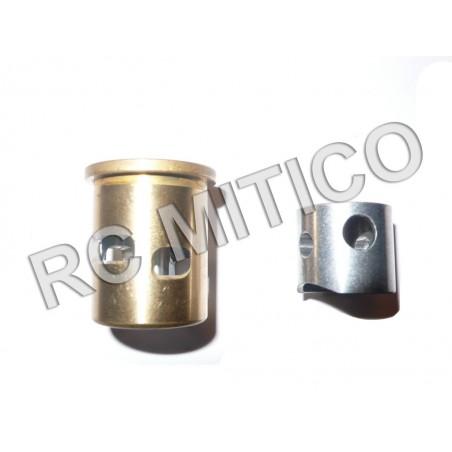Q005 - Camisa y Piston motor VX-16