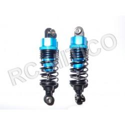 102004 / 02114 - Aluminum shock absorber x 2 uds.