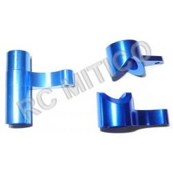 081057 - Salva Servos completo de Aluminio