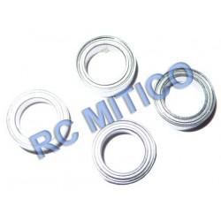 286068A - Rodamientos 12x8x3.5 mm x4 uds.